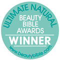 Ultimate Natural Beauty Bible Award