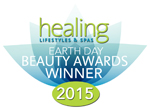 Best Serum 2015 Earth Day Awards in Healing Lifestyle & Spas magazine