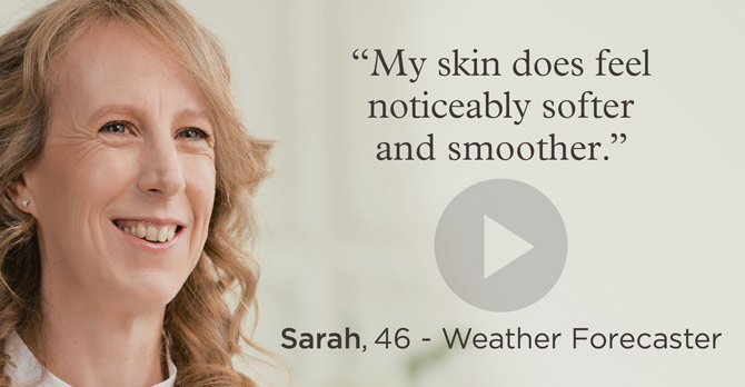 Link: Watch the video of Sarah talking about Frankincense Lift Cream