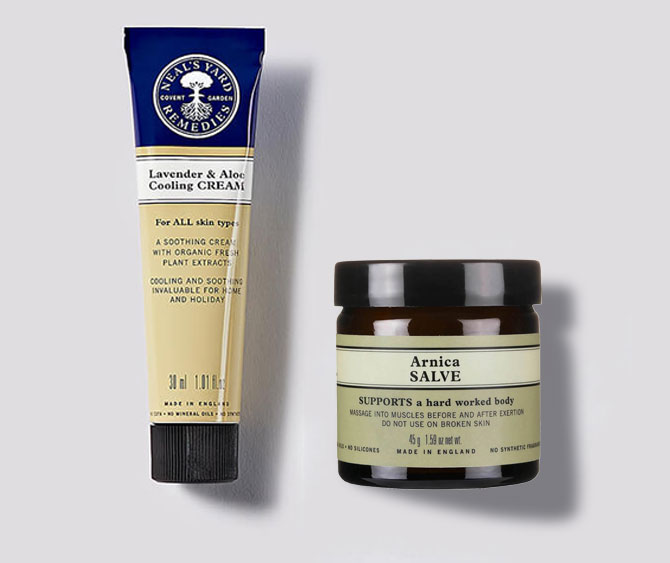 Herbal creams, salves & oils