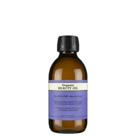 Organic Beauty Oil 200ml