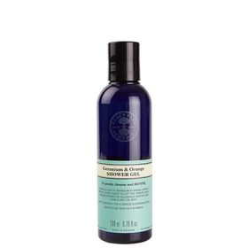Geranium & Orange Shower Gel 200ml