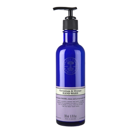 Geranium & Orange Hand Wash 200ml