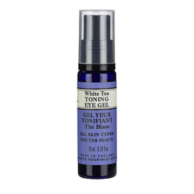 White Tea Toning Eye Gel 10ml