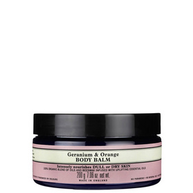 Geranium & Orange Body Balm 200g