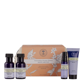 Orange Flower Skincare Kit