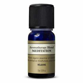 Aromatherapy Blend Meditation 10ml