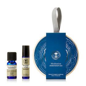 MEDITATE Aromatherapy Duo