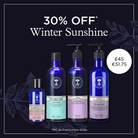 Winter Sunshine Collection