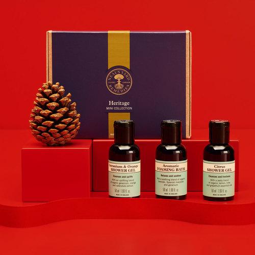 HERITAGE Mini Collection, Neal's Yard Remedies