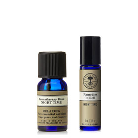 Aromatherapy Moments - Night Time
