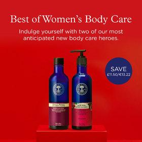 Best Of Women's Body Care